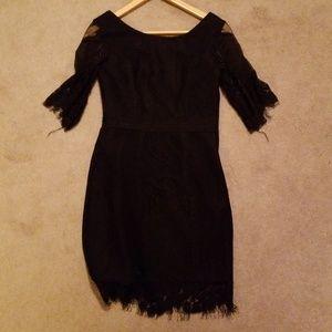 Tea n Cup Dresses - Black dress